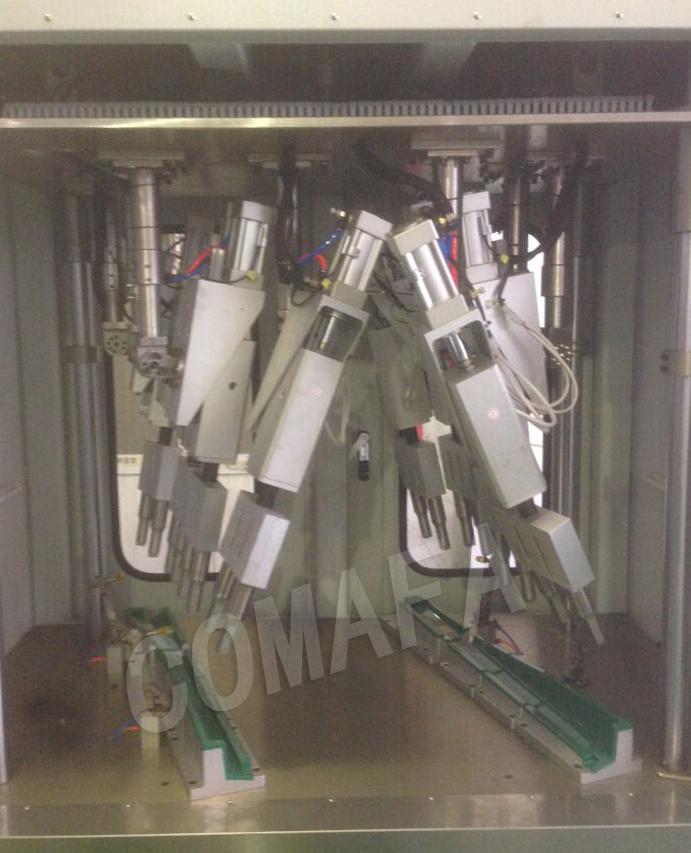光栅控制气缸电路图