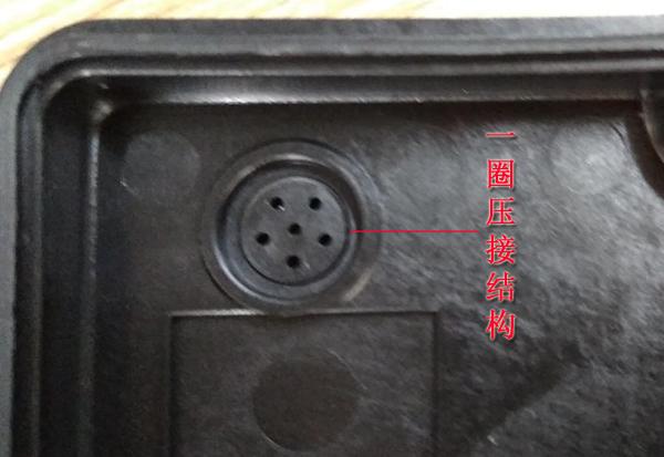 防水透气膜塑料件超声波热熔压接机