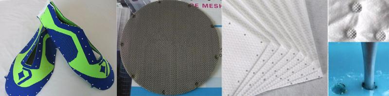 手提式内衣裤定位超声波点焊机