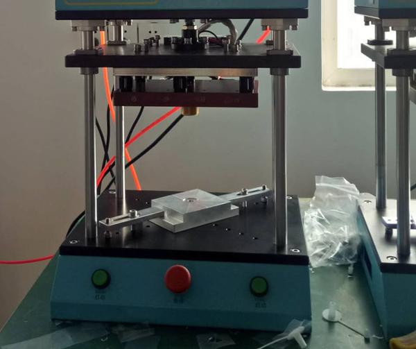 塑料漏嘴pp包装袋热熔封装焊接机
