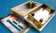 高周波高频焊接机模具的工作过程
