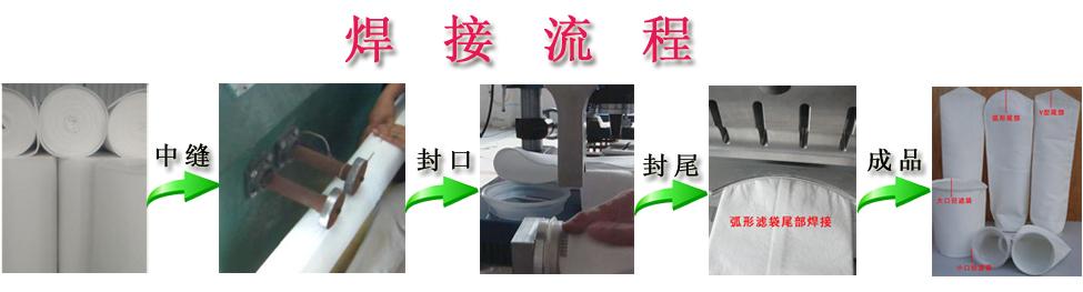 液体过滤袋焊接机