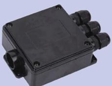 防水接线盒中电缆防水方法