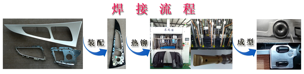 塑料热熔机生产厂家供应铆点设备