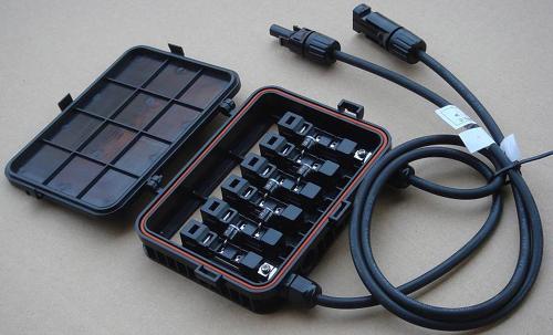 光伏接线盒超声波焊接机|太阳能连接器热熔设备|组件